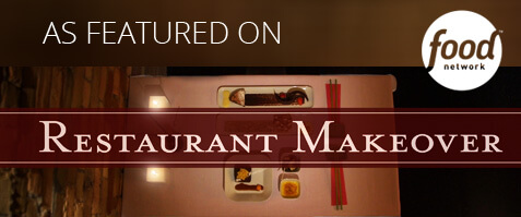Featured on Restaurant Makeover